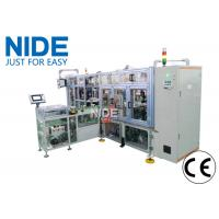 High Effeciency Lacing Machine Four Working Stations Stator Coil Winding Lacer Manufactures