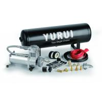 Heavy Duty Strong Power Duty Cycle Air Compressor Systems With 2.5 Gallon Tank Manufactures