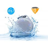 Micro USB Hands Free For Call Portable Wireless Speakers IP67 Waterproof Manufactures
