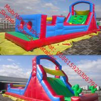 obstacle course Obstacle Course Inflatable / Sport Obstacles Manufactures