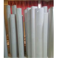 High Elasticity Cotton Silk Nickel Rotary Screen , Textile Screen Printing 80M Manufactures