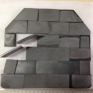 Quality Ballistic Tiles NIJ III high level bullet proof panel ballistic plate single for sale