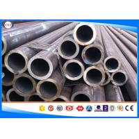 34CrMo4 Alloy Steel Tube For Annealed Heat Treatment Big Diameter Black Surface Manufactures