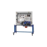 Didactic Equipment Air Conditioner Training Equipment thermodynamics of the refrigeration circuit Manufactures
