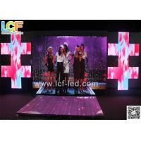 China Commercial Rgb Led Display Stage Led Screens P7.62mm , Indoor Led Display on sale