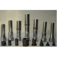 2450 Degrees Celsius Melting point Boron Carbide Nozzle 80 * 20 * 10 mm Manufactures