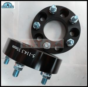 Black Wheel Spacer Adapters Aluminum Black Wheel Spacer Fits Tacoma Lexus Manufactures