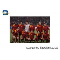 High Definition Poster 3D Lenticular , Football Star 3 Dimensional Poster Manufactures