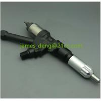 Denso Diesel Engine Injector , Fuel Injector For Diesel Engine Black Color Manufactures