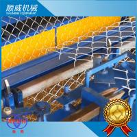 380V Voltage Wire Mesh Making Machine Weaving Breadth 0.5m - 4.2m Manufactures