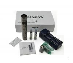 China Healthy Chrome VAMO V3 E Cig Electric Smoking , Variable Voltage E Cig on sale