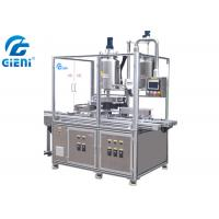 Automatic 12 Nozzles Cosemtic Filling Machine For Lipstick With Color Cover Manufactures