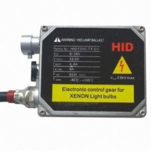 Black 35W AC DC Digital Hid Ballast HID Electronic Ballast Waterproof Manufactures