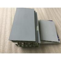 Quality Architectural Material Aluminum Honeycomb Wall Panels , Aluminum Honeycomb Board  for sale