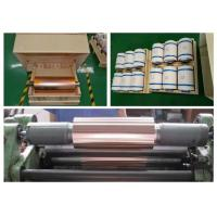 Electric Radiator Rolled Copper Foil More Than 150 MPa Tensile Strength Manufactures
