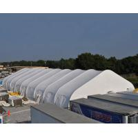 Luxury Outdoor Curved Event Marquee TFS Tent For Sport With Aluminium alloy T6061-T6 Manufactures