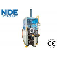 Enter And Exit Station Stator Winding Middle Forming Machine With PLC Control Manufactures