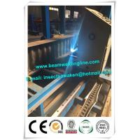 Quality Corrugated web assembling for H beam production line , H beam corruagated for sale