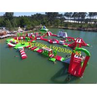 tropical inflatable water park ,water park equipment,giant inflatable water park,water park projects , water games park Manufactures