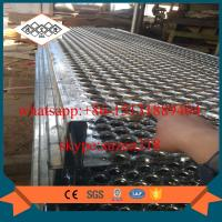heavy duty steel floor grating / metal catwalk decking grating Manufactures