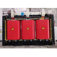 10 KV Dry Type Amorphous Alloy Transformer With High Magnetic Induction Manufactures