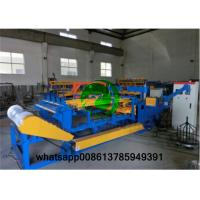 Buy cheap Professional Wire Net Making Machine 75KVA C380v With 50HZ Frequency from wholesalers