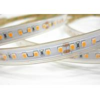 Outdoor IP68 Waterproof Rgb Led Strip Lights Customized Length Eco - Friendly