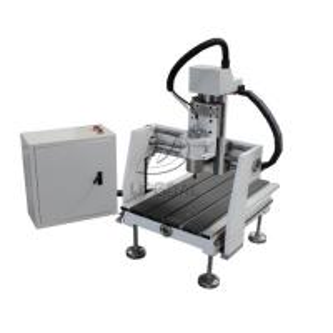 Hoby Desktop Mini Type CNC Engraver Cutter Machine 360*360mm Manufactures