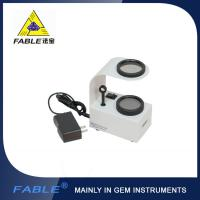 High Brightness Gemology Equipment rotatable 360 degrees carrier platform FTP-49 Manufactures