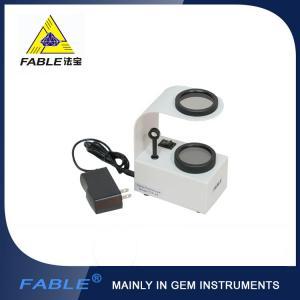 High Brightness Gemology Equipment rotatable 360 degrees carrier platform FTP-49 Manufactures