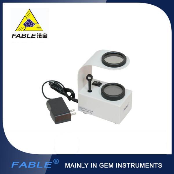 Quality High Brightness Gemology Equipment rotatable 360 degrees carrier platform FTP-49 for sale