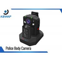 1296P / 1080P Full HD Police Wearing Body Cameras 33MP CMOS Sensor Manufactures