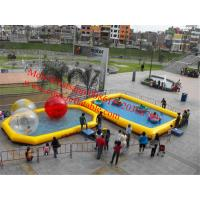 rectangular inflatable pool inflatable ball pool Manufactures