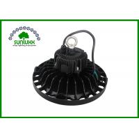 Ultra Brightness Multi Functional UFO LED High Bay Light Fixtures Warehouse Usage Manufactures