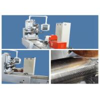 Wire Wrapped Cylinder Screen Welding Machine Double Bearings 50Hz / 60Hz Low Noise Manufactures