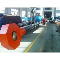 High Pressure Radial Gate Large Bore Hydraulic Cylinders Double Acting QHLY Manufactures