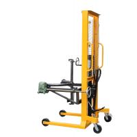Hydraulic Drum Lift(Manual Rotating) 1.6m Lifting Height Gripper Type with 400Kg Load Manufactures