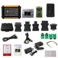 OBDSTAR X300 DP X-300DP PAD Tablet Key Programmer Support Toyota G & H Chip All Keys Lost Manufactures