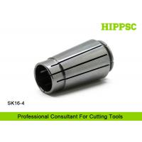 Quality SK16 High Accuracy CNC Collet For Clamping Straight Shank Cutting Tools , for sale