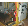 Aluminum Packaging PVC Shrink Film Blowing Machine 22kw Motor Power Manufactures