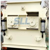 Double Shaft Paddle Dry Mixer Machine 2m3 Capacity With 10mm Blade Manufactures
