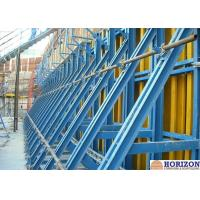 Buy cheap Single-sided Formwork Supporting Frames for Fetaining Wall Concrete Construction from wholesalers