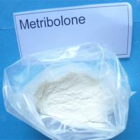 Building Muscle Nandrolone Steroid Raw Hormone Powders Methyltrienolone CAS 965-93-5 Manufactures