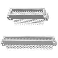 2.54mm Din 41612 Connector  PBT UL94V-0 European socket  Plate to plate connection Manufactures
