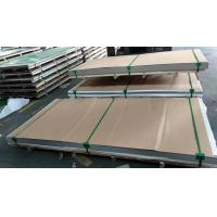 SUS430 Cold Rolled Stainless Steel Sheet Small Tolerance Thickness 0.4 - 3.0mm 4 feet Width Manufactures
