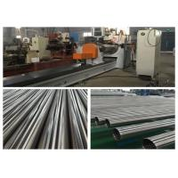 304 Stainless Steel Well Screen 0.05mm Slot Wedge Wire Screen Machine With 650MM Diameter Manufactures