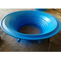 Vacuum Process Mn13cr2 Concave Cone With Painting Surface Treatment Manufactures