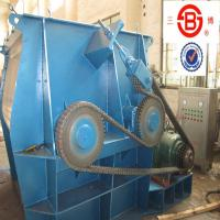 China Zero - gravity Double - axle industrial paddle mixer , solid liquid mixing equipment 2.2kw on sale
