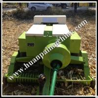 High quality pull type pick-up square hay baler machine for grain straw Manufactures