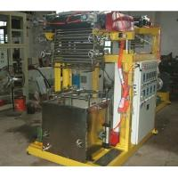 11KW Blown Film Extrusion Machine , PVC Film Production Line 18.5KW Drive Motor Manufactures